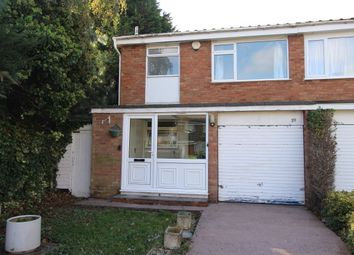 Thumbnail 3 bed terraced house to rent in The Close, Harborne, Birmingham
