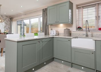 Thumbnail 4 bedroom detached house for sale in Ash Grove, Ripon