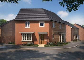 "Thumbnail 4 bed detached house for sale in ""Ashtree"" at Bush Heath Lane, Harbury, Leamington Spa"