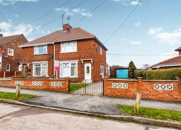 Thumbnail 3 bed semi-detached house for sale in Davy Drive, Maltby, Rotherham