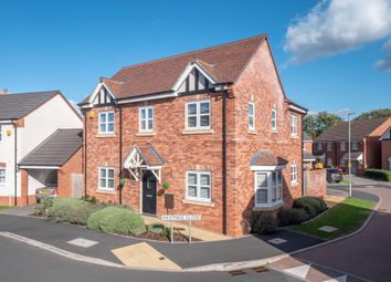 Thumbnail 4 bed detached house for sale in Hastings Close, Wythall, Birmingham