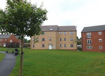 Thumbnail 2 bedroom flat to rent in Walkers Way, Roade