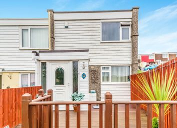 Thumbnail 3 bed end terrace house for sale in Billings Close, Southway, Plymouth