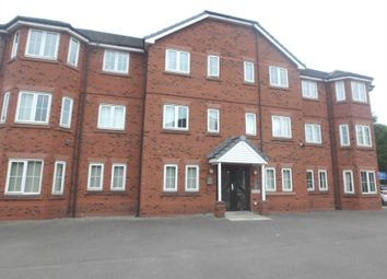 Thumbnail 2 bed flat for sale in Sidings Court, Warrington