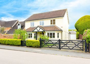 Thumbnail 5 bed detached house for sale in High Street, Ashwell, Baldock