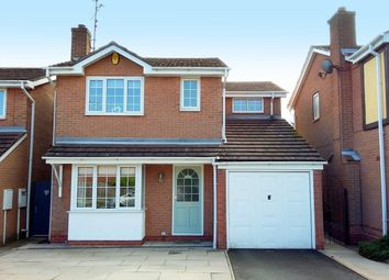 Thumbnail 3 bed detached house for sale in Bluebell Grove, Kirkby-In-Ashfield, Nottingham
