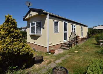 1 bed mobile/park home for sale in Forstal Lane, Harrietsham, Maidstone, Kent ME17
