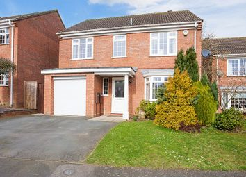 Thumbnail 4 bed detached house for sale in Badgers Way, Buckingham