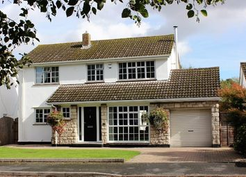 Thumbnail 4 bed detached house for sale in York Gardens, Winterbourne