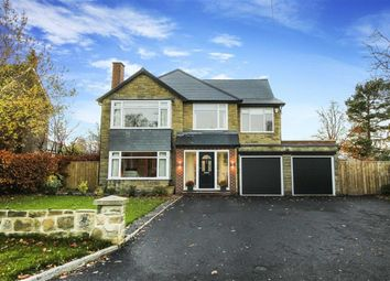 Thumbnail 5 bed detached house for sale in King Johns Court, Ponteland, Northumberland