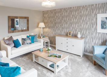 "Thumbnail 4 bedroom detached house for sale in ""Rothbury"" at Pedersen Way, Northstowe, Cambridge"