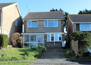 Thumbnail 4 bedroom detached house for sale in Warren Way, Peacehaven
