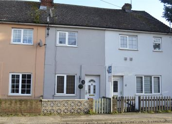 2 bed terraced house for sale in Halstead Road, Eight Ash Green, Colchester CO6