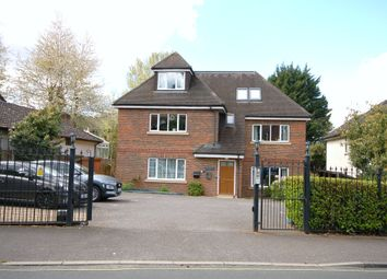 Thumbnail 2 bed flat for sale in Salisbury Road, Farnborough