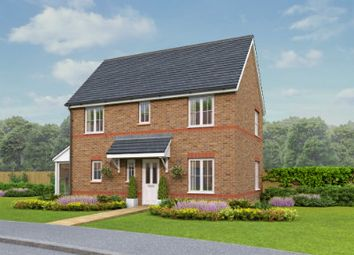 Thumbnail 3 bed detached house for sale in The Hope, Off Old Hall Road, Hawarden, Flintshire