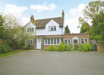 Thumbnail 4 bed detached house for sale in Alcocks Lane, Kingswood, Tadworth