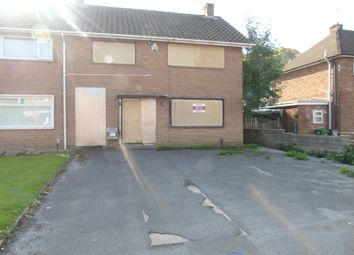 Thumbnail 3 bed semi-detached house for sale in Poplar Road, Fairwater, Cardiff