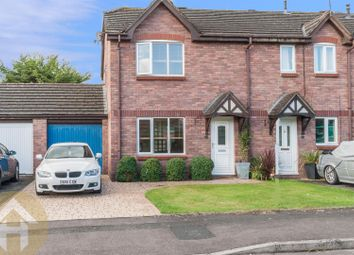 Thumbnail 3 bedroom end terrace house for sale in Lucerne Close, Middleleaze, Swindon