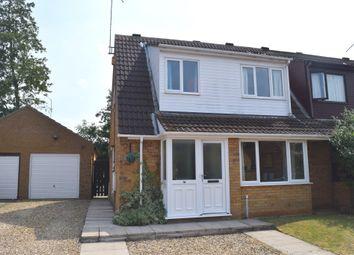 Thumbnail 3 bedroom semi-detached house for sale in Lavington Grange, Peterborough