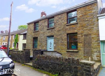 Thumbnail 3 bed terraced house for sale in Henfaes Road, Tonna, Neath, West Glamorgan