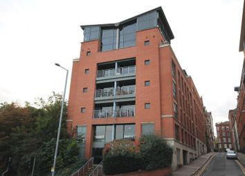 Thumbnail 2 bedroom flat for sale in Plumptre Street, Nottingham