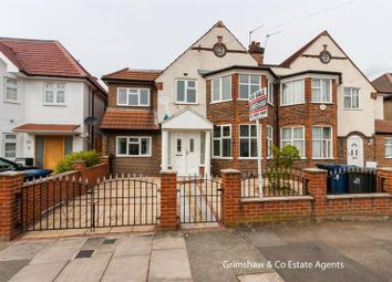 Thumbnail 5 bed property for sale in Cecil Road, Near North Acton Playing Fields, Acton, London