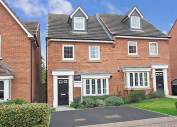 Thumbnail 3 bed semi-detached house for sale in Bedale Road, The Oaks, Whitwood