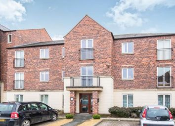 Thumbnail 2 bed flat for sale in Curlew House, Elvington Terrace, York, North Yorkshire