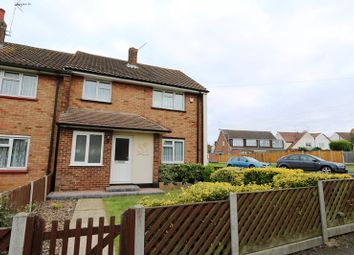 Thumbnail 3 bed end terrace house for sale in Woodburn Close, Hadleigh, Benfleet