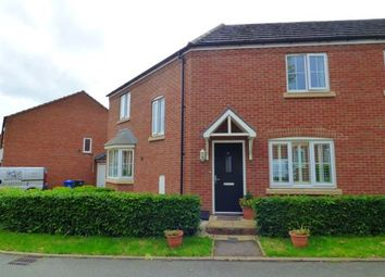 Thumbnail Semi-detached house for sale in Southey Drive, Tamworth, Staffordshire