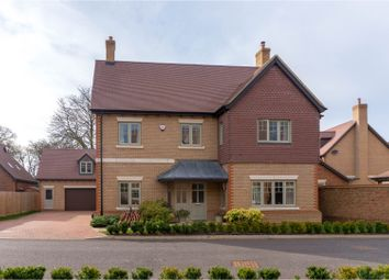 Thumbnail 5 bed detached house for sale in Vawser Crescent, Peterborough