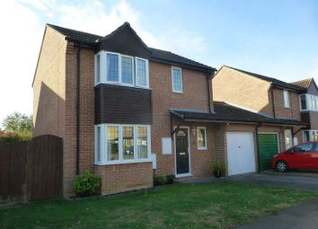 Thumbnail 3 bed detached house for sale in Isis Avenue, Bicester