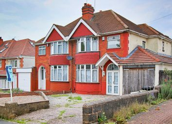 Thumbnail 3 bedroom semi-detached house for sale in The Broadway, Dudley