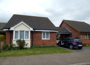 Thumbnail 2 bed bungalow to rent in Chestnut Road, Tasburgh, Norwich