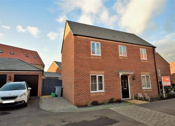 Thumbnail 3 bed detached house for sale in Kelso Drive, Bourne