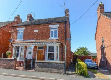 Thumbnail 2 bedroom semi-detached house for sale in Simons Road, Market Drayton