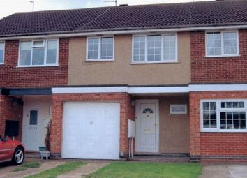 Thumbnail 3 bedroom terraced house to rent in Oundle Drive, Moulton, Northampton