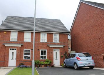Thumbnail 3 bed semi-detached house for sale in Leighton Drive, St Helens, Merseyside