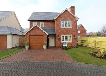 Thumbnail 4 bed detached house for sale in Plot 1 - The Fenemere, Perry View, Prescott, Baschurch, Shropshire