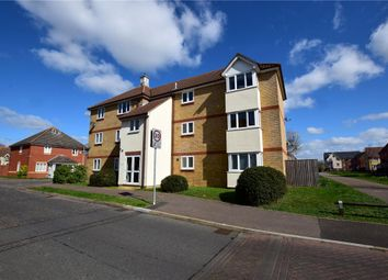 Thumbnail 1 bed flat for sale in Constance Close, Witham, Essex
