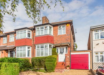Thumbnail 3 bed semi-detached house for sale in Abbotsford Gardens, Woodford Green