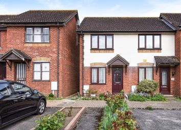 Thumbnail 2 bed end terrace house for sale in Godwin Close, West Ewell, Epsom