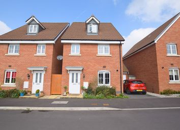 Thumbnail 4 bed detached house for sale in Blain Place, Royal Wootton Bassett, Swindon, Wiltshire