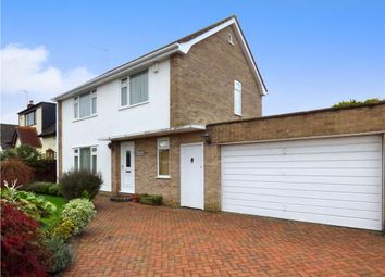 Thumbnail 3 bed detached house for sale in Laurel Drive, Weston-Super-Mare