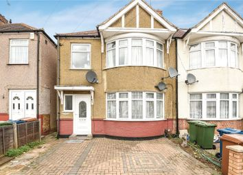 Thumbnail 2 bed flat for sale in Blawith Road, Harrow, Middlesex