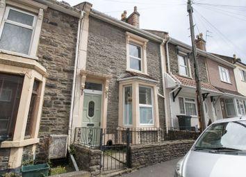 Thumbnail 2 bedroom terraced house for sale in Seneca Street, St. George, Bristol