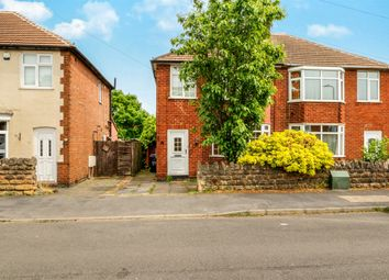 Thumbnail 3 bed semi-detached house for sale in Kings Avenue, Loughborough