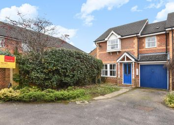 Thumbnail 3 bed semi-detached house to rent in Church Lane, Old Marston