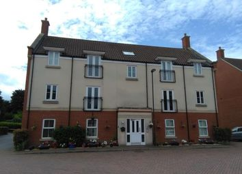 Thumbnail 2 bed flat for sale in Pearce Close, Thornbury, Bristol, Gloucestershire