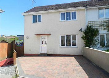 Thumbnail 3 bedroom semi-detached house for sale in Glen View, Merlins Bridge, Haverfordwest